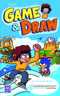 Game & Draw couv avec Sticker